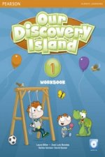 Our Discovery Island American Edition Workbook with Audio CD 1 Pack