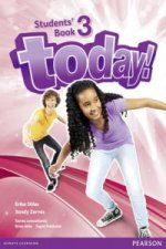 Today! 3 Students Book Standalone