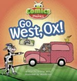 Comics for Phonics Go West Ox Red A Set 6