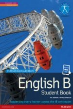 Pearson Baccalaureate English B print and ebook bundle for t