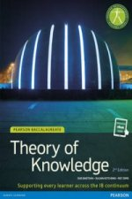 Pearson Baccalaureate Theory of Knowledge second edition print and ebook bundle for the IB Diploma