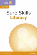 Sure Skills VLE Pack Literacy Level 1