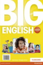 Big English Starter Flashcards