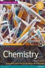 Pearson Baccalaureate Chemistry Standard Level 2nd edition p