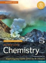 Pearson Baccalaureate Chemistry Higher Level 2nd Edition Pri
