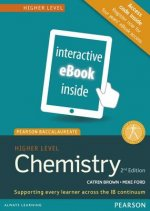 Pearson Baccalaureate Chemistry Higher Level