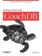Getting Started with CouchDB