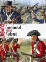 Continental vs Redcoat - American Revolutionary War