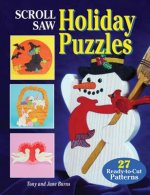 Scroll Saw Holiday Puzzles