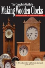 Complete Guide to Making Wooden Clocks