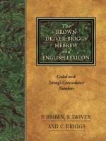 Brown-Driver-Briggs Hebrew-English Lexicon