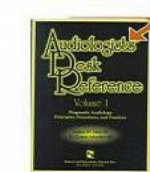 Audiologists' Desk Reference