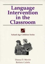 Collaborative Language Intervention in the Classroom