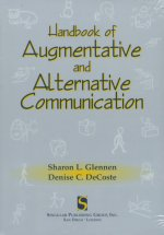 Handbook of Augmentative and Alternative Communication