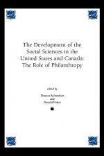 Development of the Social Sciences in the United States and Canada
