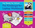 Get Ready for School Pre-k Laptop Workbook