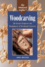 Weekend Crafter (R): Woodcarving