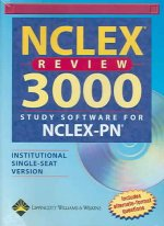 NCLEX Review 3000 Study Software for NCLEX-PN