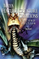 Maya Feature Creature Creations