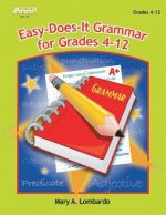 Easy-Does-It Grammar for Grades 4-12