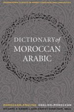 Dictionary of Moroccan Arabic
