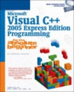 Microsoft Visual C++ 2005 Programming for the Absolute Beginner