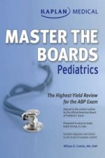 Kaplan Medical Master the Boards: Pediatrics