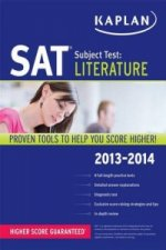 Kaplan SAT Subject Test Literature