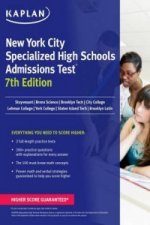 Kaplan New York City Specialized High School Admissions Test