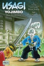 Usagi Yojimbo Volume 28: Red Scorpion Limited Edition