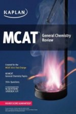 Kaplan MCAT General Chemistry Review 2015