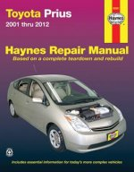 Toyota Prius Automotive Repair Manual