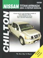 Nissan Titan/Armada Chilton Automotive Repair Manual