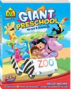 Preschool Giant Workbook