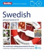 Berlitz: Swedish Phrase Book & CD