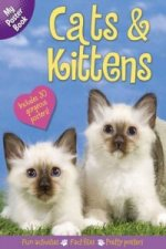 Cats & Kitens Poster Book