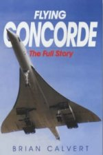Flying Concorde
