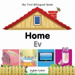 My First Bilingual Book - Home