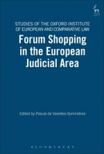 Forum Shopping in the European Judicial Area