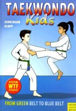 Taekwondo Kids - From Green Belt to Blue Belt
