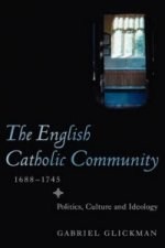 English Catholic Community, 1688-1745
