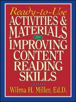 Ready-to-Use Activities and Materials for Improving Content Reading Skills
