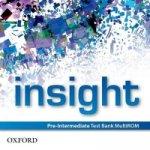 Insight Pre Intermediate Test Bank Multi-ROM