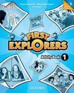 First Explorers: Level 1: Activity Book with Online Practice