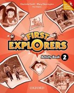 First Explorers: Level 2: Activity Book with Online Practice