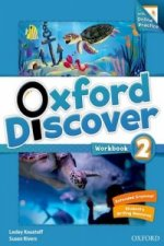 Oxford Discover: 2: Workbook with Online Practice