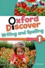 Oxford Discover: 1: Writing and Spelling Book