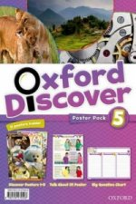 Oxford Discover: 5: Poster Pack
