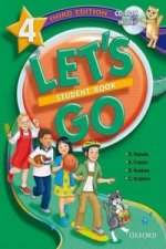 Let's Go: 4: Student Book with CD-ROM Pack