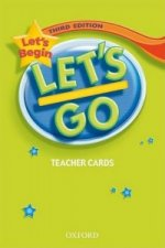 Let's Begin: Teacher's Cards